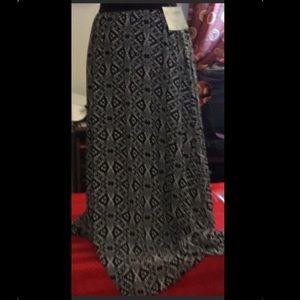 Lined Skirt Skirt